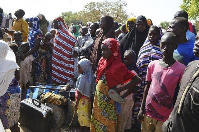 Les violences dans l'État de Borno ont forcé... (PHOTO REUTERS/STRINGER)