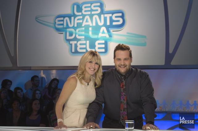 Véronique Cloutier tire sa révérence de l'émission Les... (Photo: Robert Skinner, archives La Presse)