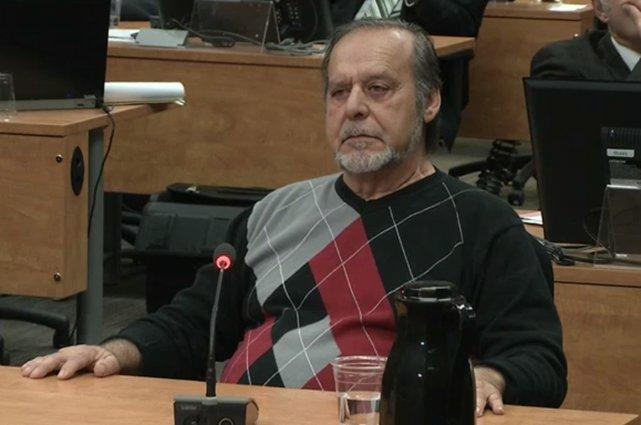 Normand Pedneault... (Image vidéo)