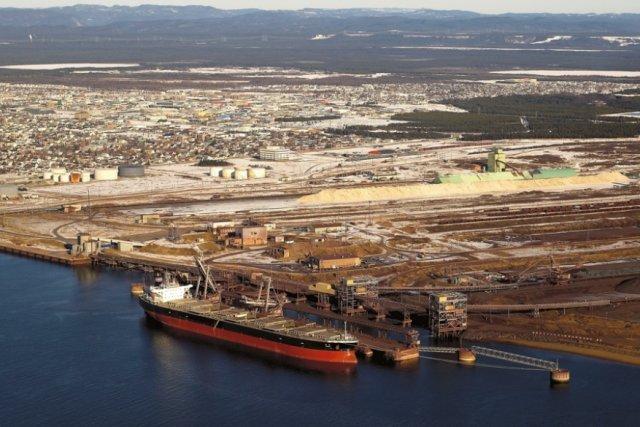 Mine d'apatite de Sept-Îles... (Photo Archives)