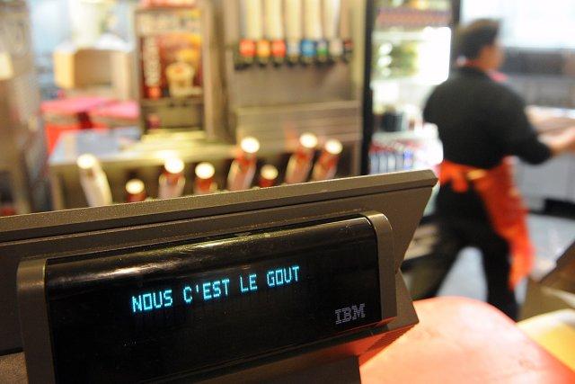 L'arrivée des modules d'enregistrement des ventes (MEV) dans... (PHOTO ARCHIVES BLOOMBERG)