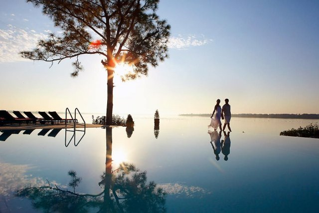 Le Club Med souffre en effet d'un taux... (Photo fournie par Club Med)