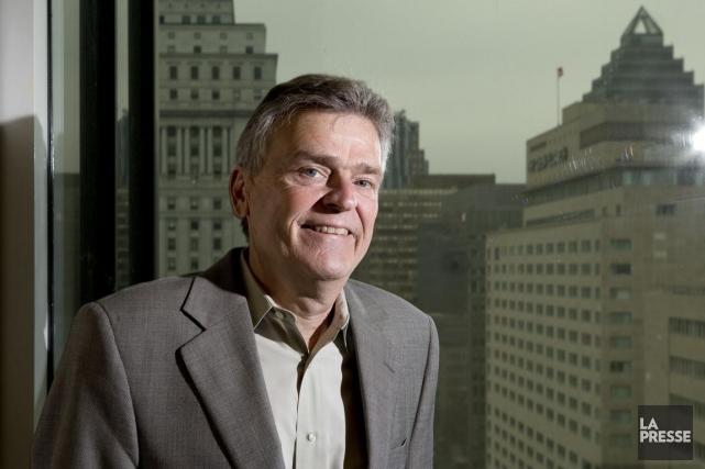 André Forest est vice-président d'Anges Québec, une firme... (PHOTO ALAIN ROBERGE, LA PRESSE)