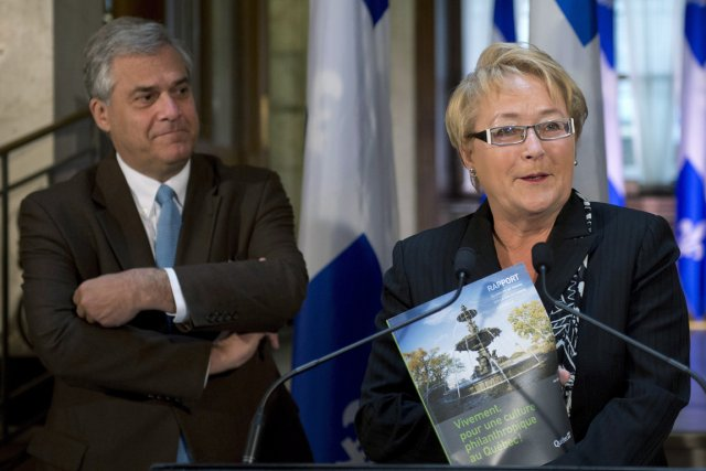 L'été dernier, le gouvernement Marois créait un fonds... (PHOTO ARCHIVES LA PRESSE CANADIENNE)