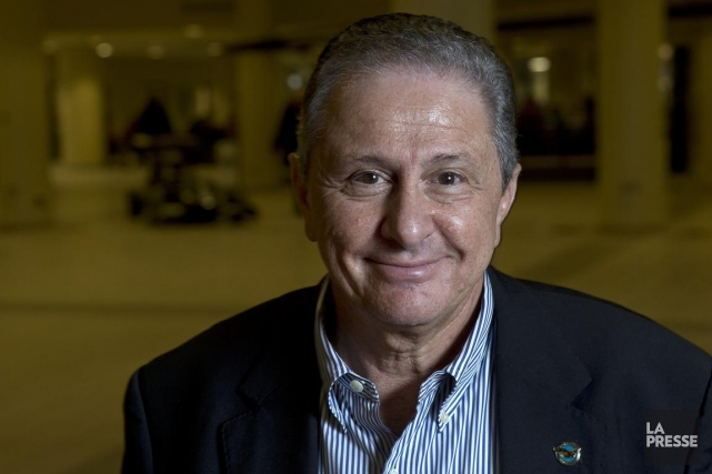 Hany Moustapha, professeur et directeur d'AÉROÉTS.... (PHOTO ROBERT SKINNER, LA PRESSE)