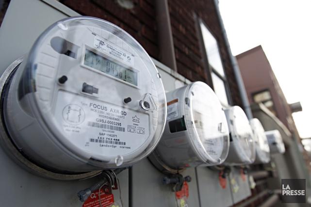 Hydro-Québec assure maintenir son «engagement» à limiter sa demande de hausse... (PHOTO FRANÇOIS ROY, ARCHIVES LA PRESSE)
