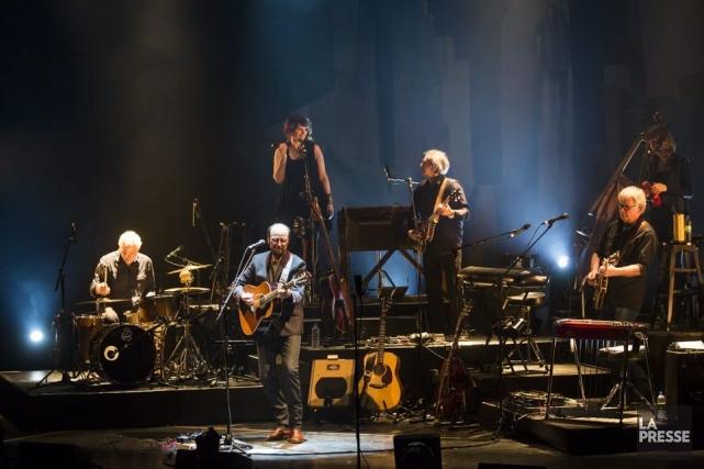 Il y avait dans le Théâtre Maisonneuve un... (Photo: Olivier Pontbriand, La Presse)