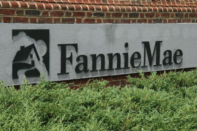 La société parapublique de refinancement hypothécaire Fannie Mae va finir de... (PHOTO KAREN BLEIER, ARCHIVES AFP)