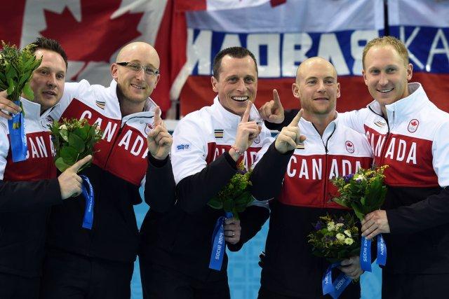 Le Canada est devenu le premier pays à... (Photo Leon Neal, AFP)