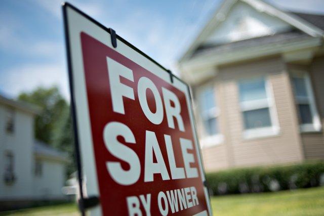 Les ventes de logements anciens aux États-Unis ont reculé en janvier à leur... (PHOTO ARCHIVES BLOOMBERG)