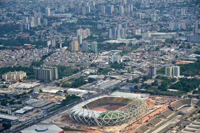 Le Brésil espère recevoir pendant le Mondial 600... (PHOTO CHRISTOPHE SIMON, ARCHIVES AFP)