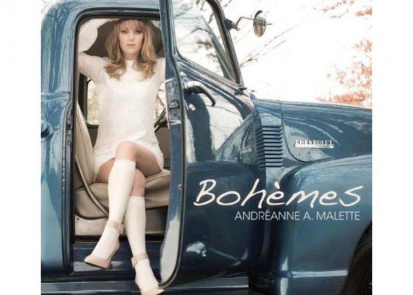 Andréanne A. Malette, frappée du sceau Star Académie 2012, se...