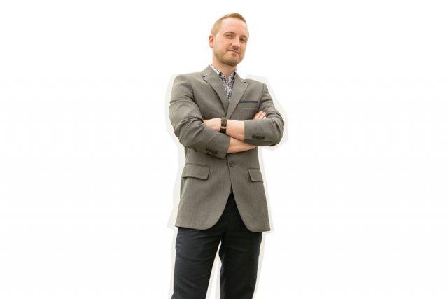 Dominic Duford, boss de la toponymie à Montréal.... (Photo Daphné Caron (URBANIA))