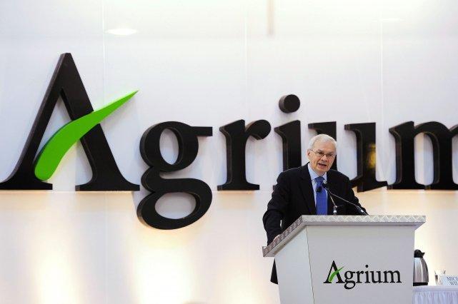 Le président et chef exécutif d'Agrium, Michael Wilson.... (Photo Todd Korol, archives Reuters)