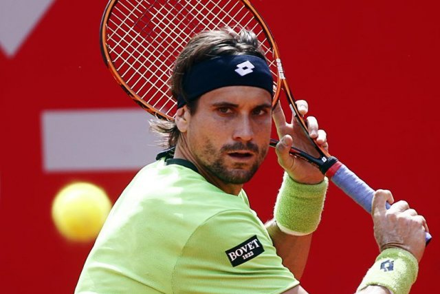 Ferrer a défait le Brésilien Thomaz Bellucci 4-6,... (Photo Reuters)