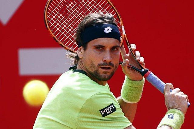 Ferrer a défait le Brésilien Thomaz Bellucci 4-6,... (Photo Reuters)