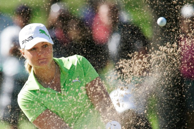 Anna Nordqvist... (PHOTO ARCHIVES LA PRESSE CANADIENNE)