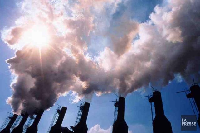 Le rapport «Agir sur les changements climatiques», auquel... (PHOTO ARCHIVES LA PRESSE)