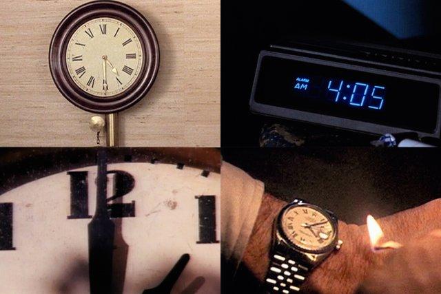 Chef-d'oeuvre vidéographique d'une durée de 24 heures, The Clock, de... (PHOTOS FOURNIE PAR LE MUSÉE D'ART CONTEMPORAIN)