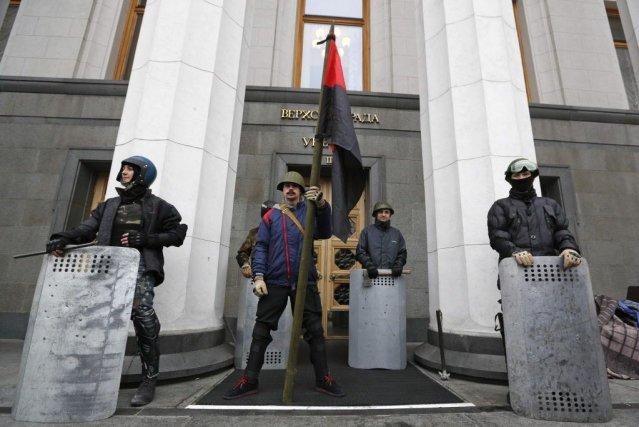 Les interlocuteurs de M. Lavrov «ont partagé l'inquiétude... (Photo Baz Ratner, REUTERS)