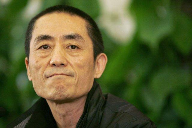 Zhang Yimou... (PHOTO CLARO CORTES IV, REUTERS)