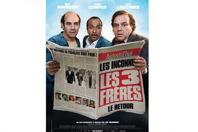 Au cours des années 80 en France, le groupe Les Inconnus, formé de Didier...