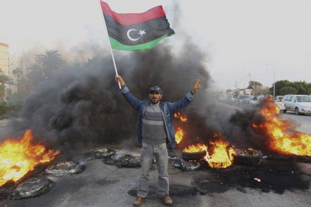 Depuis la chute du régime de Mouammar Kadhafi... (PHOTO ESAM OMRAN AL-FETORI, REUTERS)
