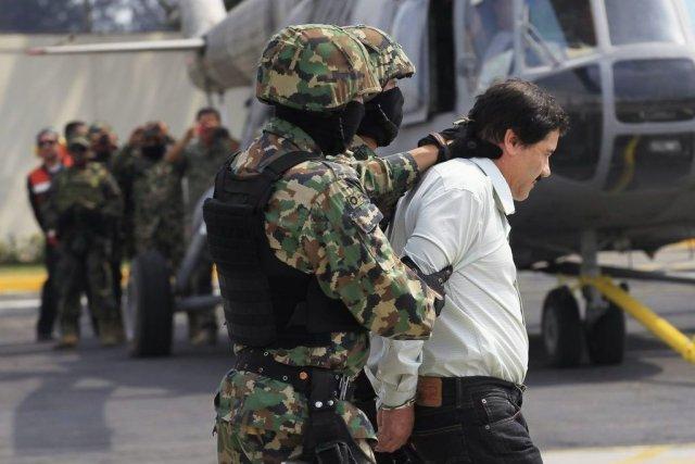Le trafiquant de drogue le plus «puissant du... (PHOTO HENRY ROMERO, REUTERS)