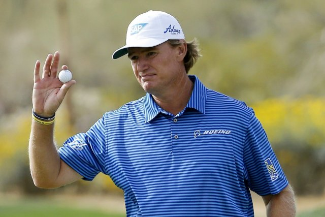 Ernie Els... (Photo Matt York, AP)