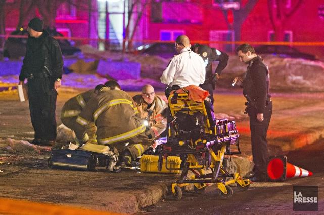 Les circonstances exactes entourant ces tentatives de meurtre... (Photo Félix O.J. Fournier, La Presse)