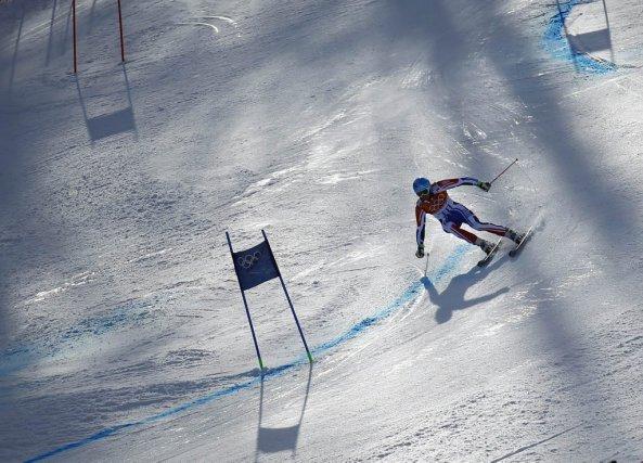 Le Français Steve Missillier a remporté la médaille... (Photo Kai Pfaffenbach, Reuters)
