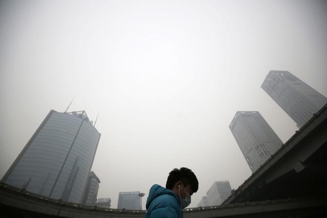 La Chine, deuxième économie de la planète et... (Photo KIM KYUNG-HOON, REUTERS)