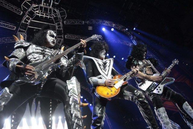 Kiis en concert à Ottawa.... (PHOTO ÉTIENNE RANGER, LEDROIT)