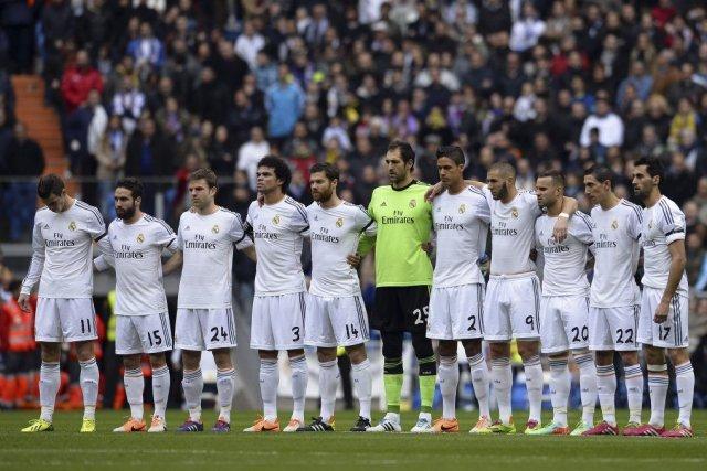 Madrid a pris les commandes en solitaire, une... (PHOTO GÉRARD JULIEN, AFP)