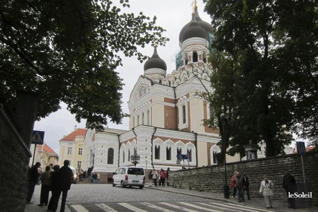 La capitale de l'Estonie,Tallinn.... (Archives Le Soleil)