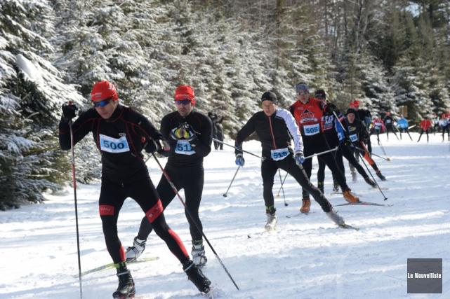 Même si leur réputation n'est plus à faire en ski de fond, on pourrait voir un... (Photo: Sylvain Mayer, Le Nouvelliste)