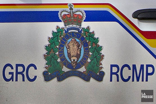 La Gendarmerie royale du Canada (GRC) vient de se faire servir une réprimande... (Photo archives La Presse)