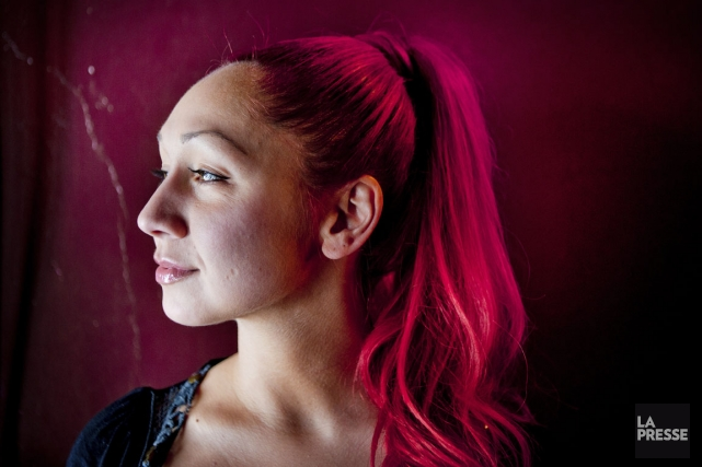 Élizabeth Blouin-Brathwaite... (PHOTO MARCO CAMPANOZZI, LA PRESSE)