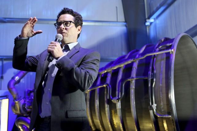 Le réalisateur J.J. Abrams... (Photo: fournie par Paramount Pictures)