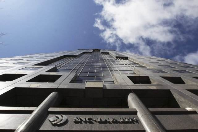 SNC-Lavalin (T.SNC) a annoncé mardi la nomination de Preston... (PHOTO ARCHIVES REUTERS)