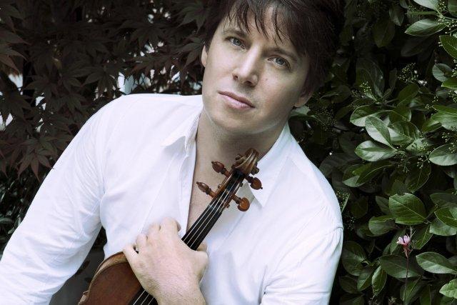 À Montréal, le violoniste Joshua Bell va réaliser... (Photo fournie par Montréal en lumière, Eric Kabik)