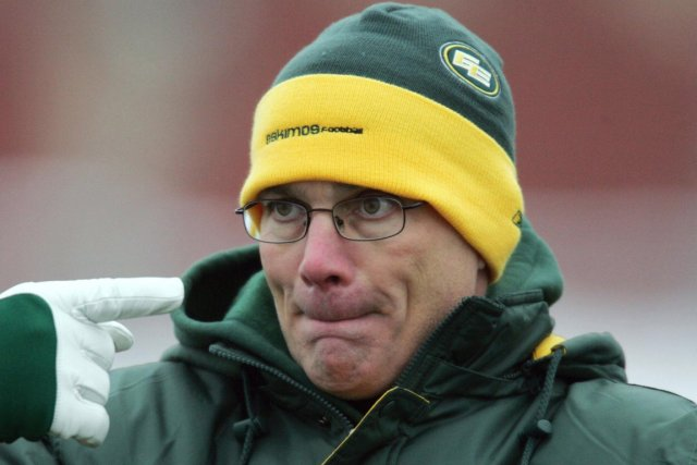 Tom Higgins a notamment dirigé les Eskimos d'Edmonton... (Photo archives PC)