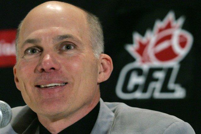 Tom Higgins, le nouvel entraîneur-chef des Alouettes de... (Photo J.P. Moczulski, archives Reuters)