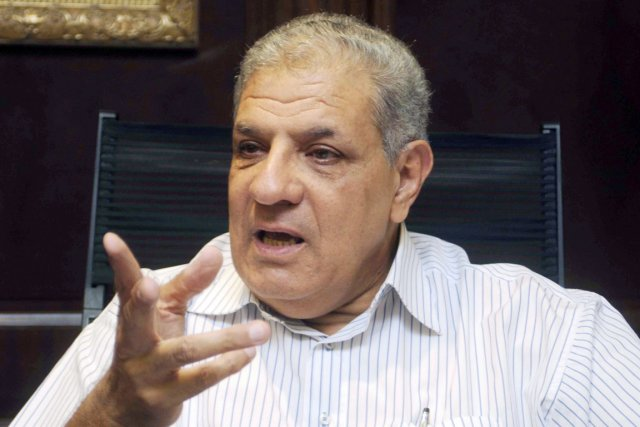 Ibrahim Mahlab, un ingénieur d'une soixantaine d'années, a... (PHOTO ARCHIVES REUTERS/STRINGER)