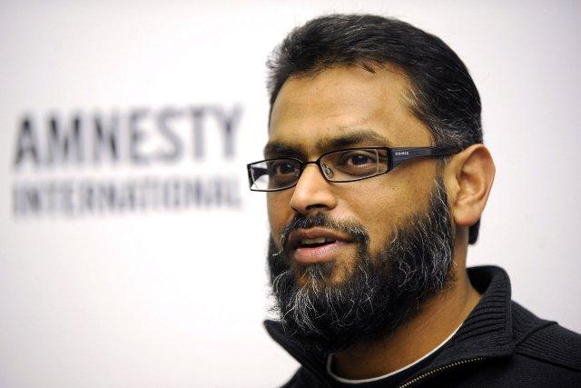 Moazzam Begg aurait«participé à un camp d'entraînement terroriste... (Photo archives AFP)