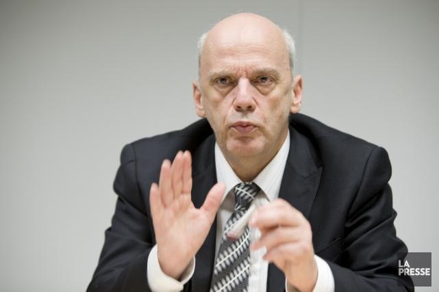 Mario Albert, PDG d'Investissement Québec... (Photo Mario Roberge, archives La Presse)