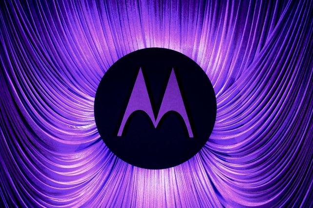 Le fabricant américain de téléphones Motorola, en difficultés et récemment... (PHOTO JOSEP LAGO, AFP)