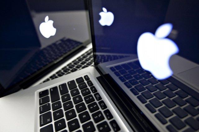 Selon AppleInsider, Apple aurait déposé un brevet pour un ordinateur sans... (Photo archives Bloomberg)