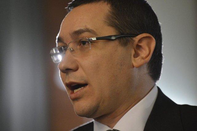 Le Premier ministre social-démocrate Victor Ponta devrait se... (DANIEL MIHAILESCU, archives AFP)