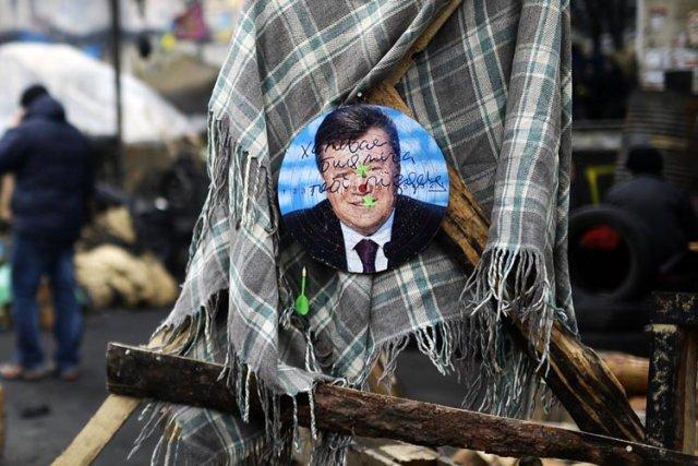 Au fil du déroulement de la crise politique... (Photo: AFP)